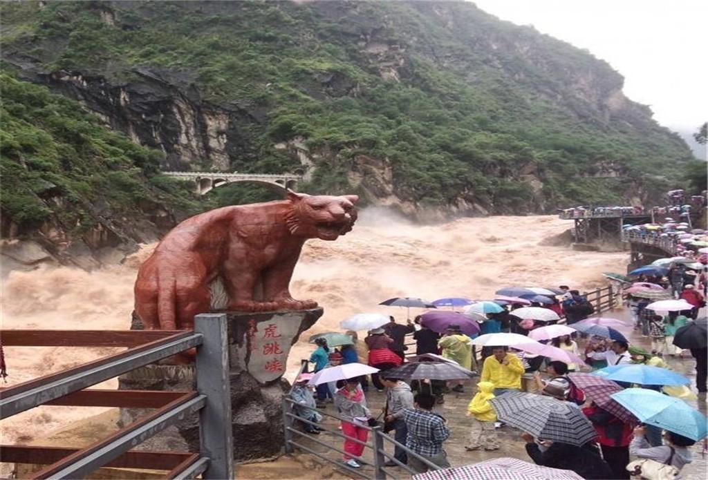香格里拉旅游攻略 去云南昆明大理丽江香格里拉旅游六天五晚游